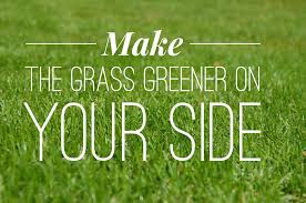 greener on your side